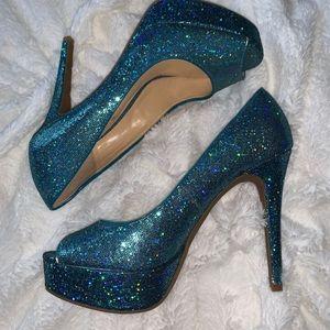 Gianni Bini sparkly heels